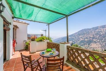 Maison de vacances dans la région montagneuse de Alpujarra
