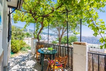 6-persoons vakantiehuis in de Alpujarra van Granada