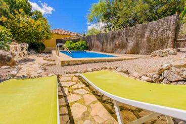 Casa rural junto a los pueblos blancos entre Málaga y Cádiz