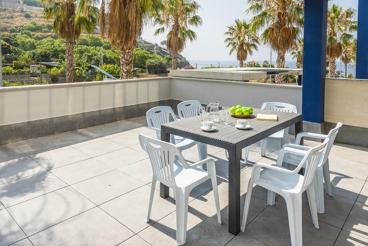 Gezellig vakantieappartement in mooi afgesloten complex in Almuñécar