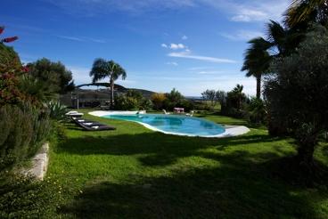 Villa près de la mer avec barbecue et piscine à Casares