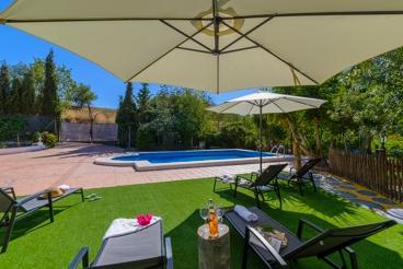 Casa de vacaciones con encanto rústico y detalles modernos - 12 personas