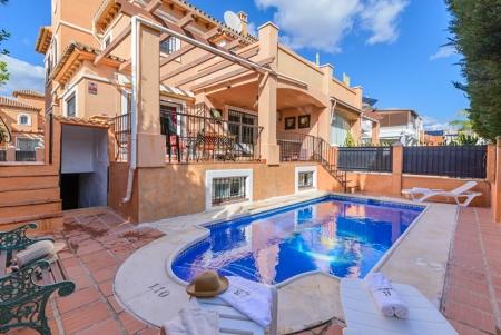 Vakantiehuis Torremolinos, Malaga