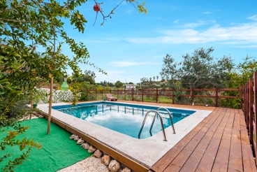 Holiday home to enjoy the Andalusian sunshine on the outskirts of Malaga