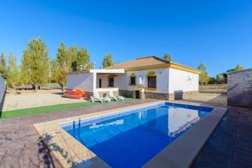 Espaciosa casa rural cerca de los pueblos blancos de Cádiz