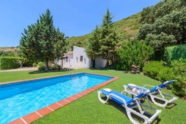 Casa rústica, ideal para descansar y disfrutar de las vistas