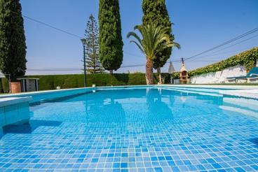 Finca In Strandnähe mit Swimming Pool und Kamin in Alhaurín de la Torre
