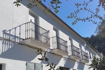 Appartement rural avec Wifi et cheminée à Grazalema