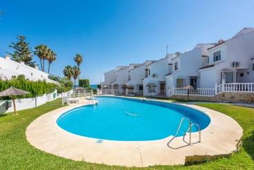 Vakantiehuis op 100 meter van het strand, in Vélez-Málaga