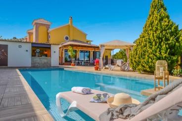Heerlijke vakantievilla voorzien van alle comfort in de provincie Cordoba