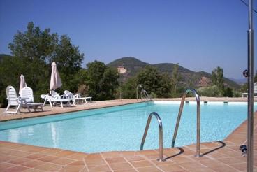 Casa Rural con Wifi y piscina en Siles