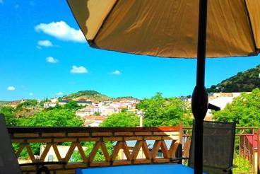Finca mit Garten und Grill in Frailes