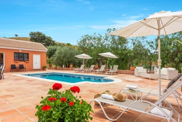 All-comfort holiday home for relaxing holidays near Antequera