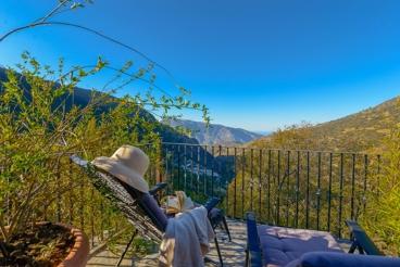 Gemütliches Ferienhaus mit Blick auf die Berge von La Alpujarra, für 6 Personen