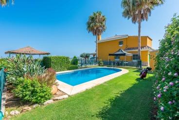 Preciosa casa de vacaciones todo confort en las afueras de Mijas