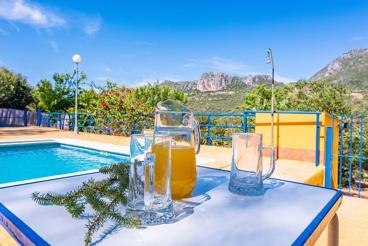 Vakantiehuis met airco en prachtig uitzicht op de Sierra de Grazalema