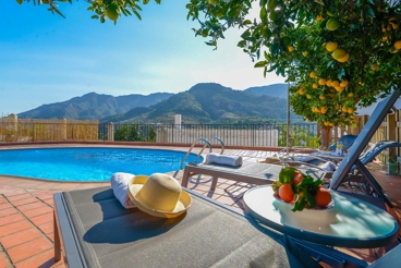 Ferienhaus in den Bergen, ideal um neue Energie zu tanken