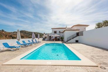 Casa de vacaciones con vistas impresionantes, ideal para grupos