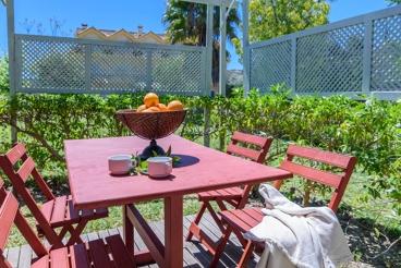 Casa Rural cerca de la playa con jardín y piscina en Mijas