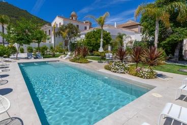 Finca In Strandnähe mit Grill und Swimming Pool in El Pinar