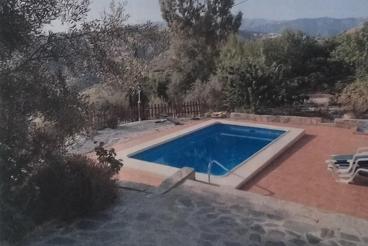 Casa Rural con piscina en Sayalonga