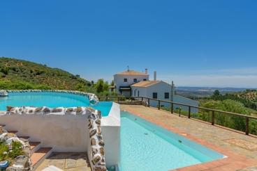 Villa avec piscine et jardin à Constantina