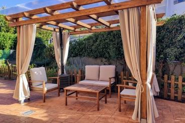 Apartamento con jardín y barbacoa en Nívar