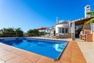 Casa Rural con piscina y barbacoa en Torrox para 6 personas