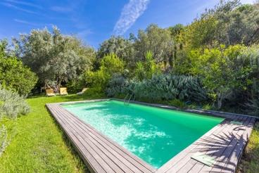 Casa Rural con Wifi y piscina en El Valle