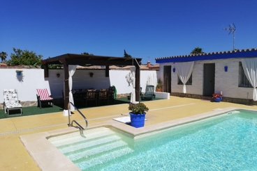 Casa Rural cerca de la playa con Wifi y barbacoa en Chiclana de la Frontera