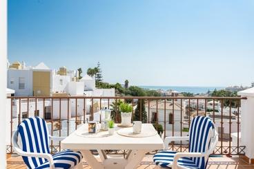 Casa cerca de la playa con piscina y Wifi en Axarquía