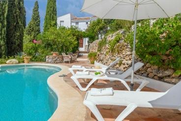 Ferienhaus mit Swimming Pool und Wlan in Frigiliana