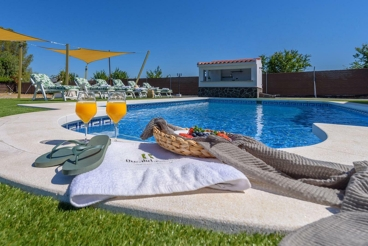 Modern holiday home all comfort 20 km from Malaga