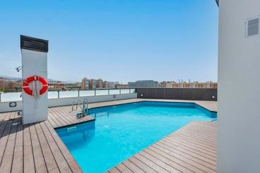 Appartement voor twee personen in Málaga Centrum