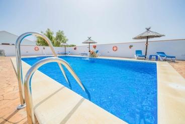 Casita de vacaciones para 5 personas a menos de 2km de la playa en Barbate