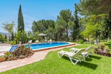Vakantiehuis met zwembad en Wifi in Ronda