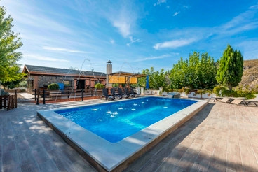 Holiday Home with barbecue and garden in Villamena