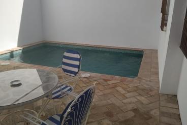 Vakantiehuis met Wifi en zwembad in La Puebla de Los Infantes