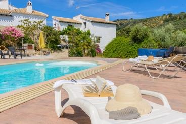 Eco-vriendelijk vakantiehuis voor groepen in de provincie Granada