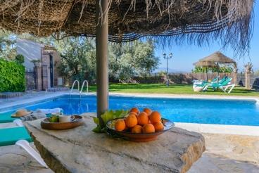 Casa rural con fabulosos exteriores y privacidad garantizada