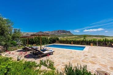 Fantastisch vakantiehuis met privé pool en tuin