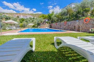 Ferienhaus mit beeindruckender Aussicht in unmittelbarer Nähe der Sierra Nevada
