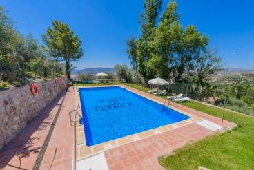 Ferienhaus mit toller Aussicht über die Provinz Granada