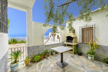 Ferienhaus für vier Personen in unmittelbarer Nähe der Sierra Nevada