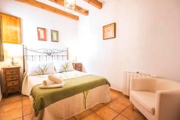 Cosy 2-people holiday home in Benalauría, Malaga province