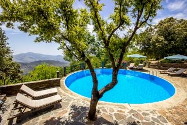 Excellente Villa mit Pool und ganz besonderem Ambiente