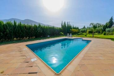 Charmante rustieke villa met groot zwembad in Orgiva
