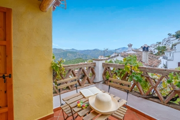 3-people holiday home with rustic features in the Serranía de Ronda