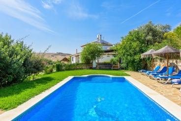 Fantastisch vakantiehuis met grote tuin