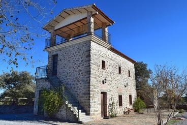 Casa de vacaciones para 4 personas y mascotas en el norte de Andalucía